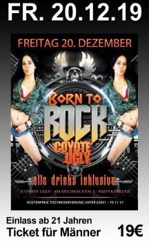 Born To Rock Vol. 11 - Männer-Ticket