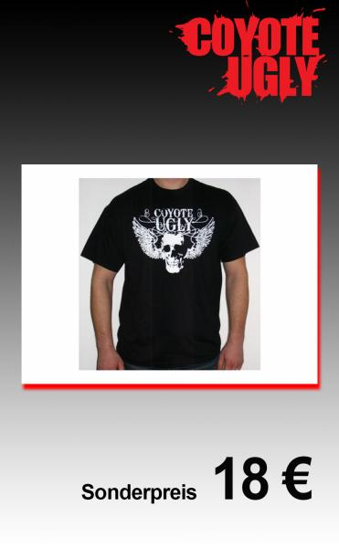 Coyote Ugly T-Shirt Männer